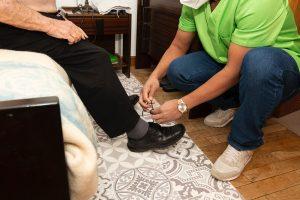 Atencion y cuidado de mayores en Donostia