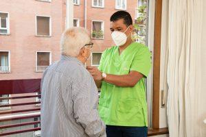 Cuidado de personas mayores en Donostia