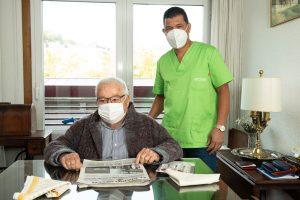 Adas cuidado de mayores Donostia