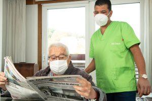 Adas cuidado de personas en Donostia