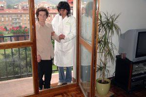 Asistencia domicilio en Donostia