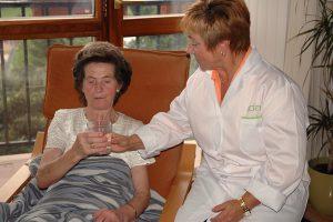 Cuidado de personas mayores Donostia