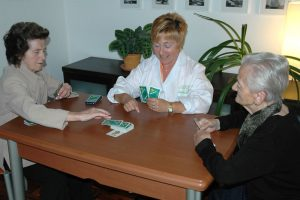 Asistencia en residencias de mayores donostia